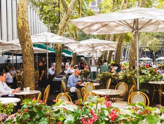 Bryant Park Cafe