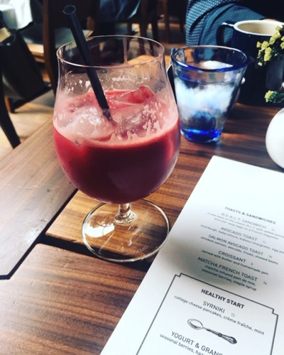 LAdresse Raspberry Coffee